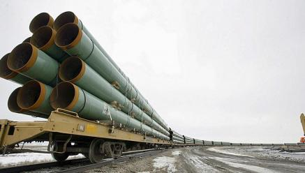 Pipe Imports Hurt Canadian Domestic Pipe Producers