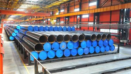 Severstal Izhora to Produce New Pipes for Gazprom