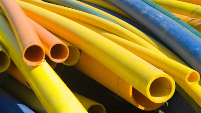 Tube 2014 Plastic tubing: Market Share in Wastewater Sector Increases