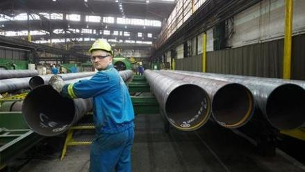 Tubes from Ostrava will be Used for Water Conduit in France