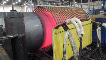 Bri-Steel Establishes New Benchmark in Large Seamless Pipe Manufacturing in North America