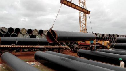 Saudi Steel Pipe Bags OCTG Steel Pipe Supply Deal from Aramco
