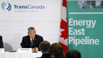 TransCanada to Build Pipeline to Atlantic Canada that Would Allow for Overseas Oil Exports