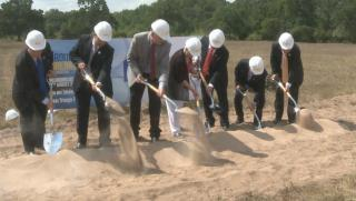 Axis Pipe And Tube Breaks Ground On New Steel Mill