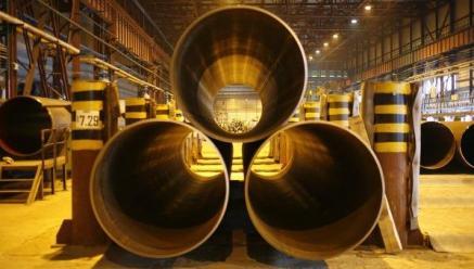 Russian Pipe Firm TMK Posts Sharp Drop in Net Profit