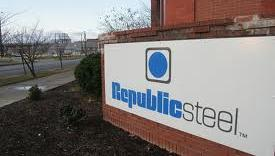 Republic Steel Fires up New Electric arc Furnace in Lorain