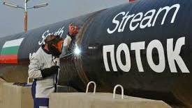 South Stream Pipeline Project Frozen over Crimea Crisis
