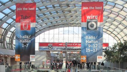 wire 2014 und Tube 2014 in Düsseldorf: Strong Together for Future Markets!