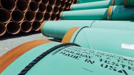 Senate Takes up Energy Bill Amid Keystone Squabble