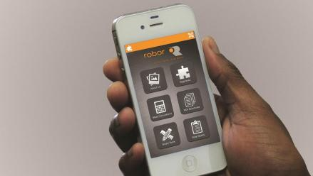 Steel Industry Related app Launched by Robor!