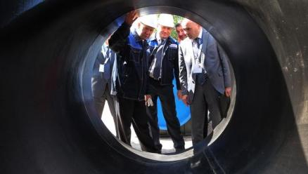Severstal Begins Shipments for the South Stream Project