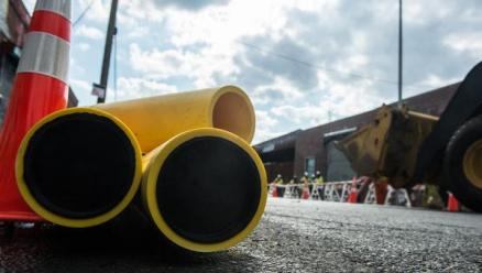 Columbia Gas Replacing 21,000 Feet of Steel Pipe In Improvement Project
